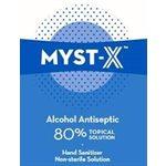 Myst-X Antiseptic Hand Sanitizer (55 Gal.)